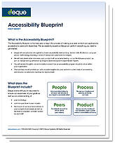 Analysis accessibilty blueprint fact sheet reveals how the accessibility blueprint can help your business malvernweather